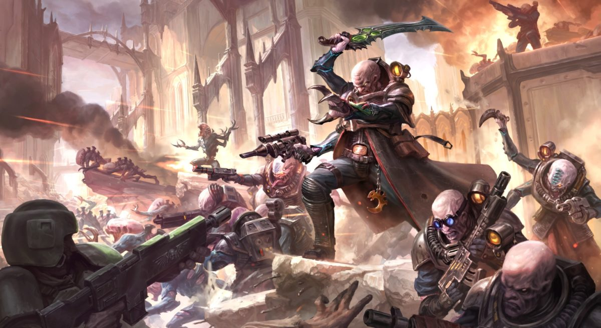 Genestealer Cults GalleryArt 4