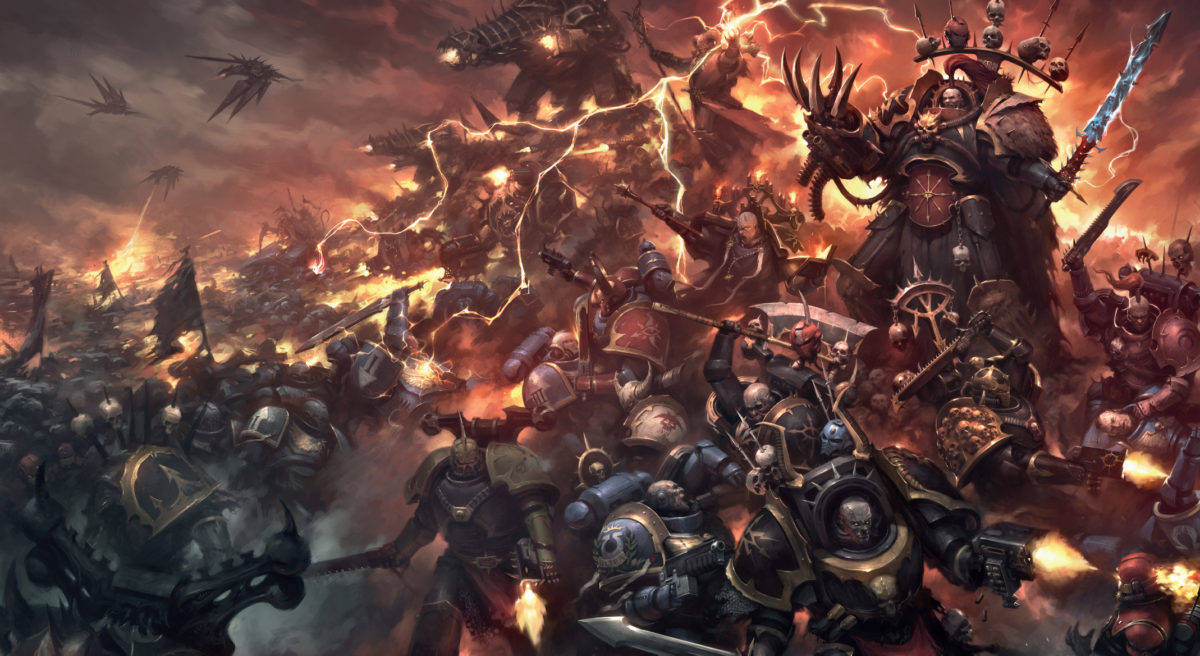 Chaos Space Marines GalleryArt 2